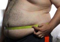 otyły facet
