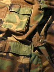 odzież militarna